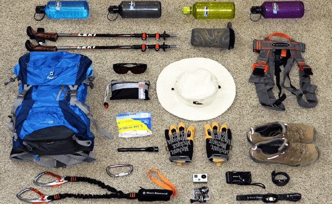 hiking-gear-essentials