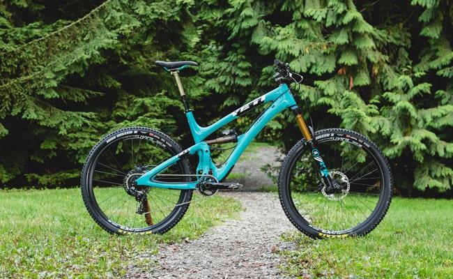 yeti-mountain-bikes