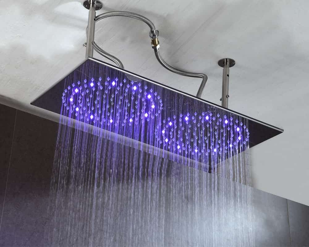 Lighting-Shower-Head