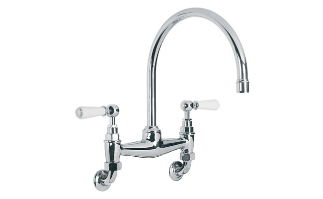 Wall-mounted-faucet