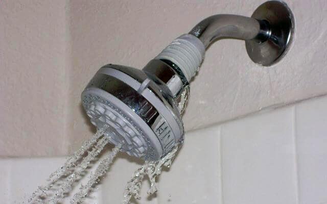 shower-head-leaking