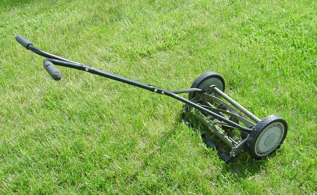 push-reel-lawn-mower