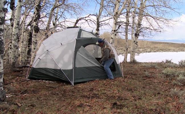 Geodesic-Tent