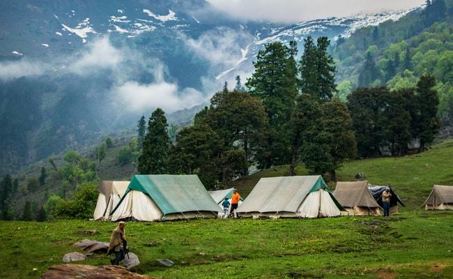 Ridge-Tent