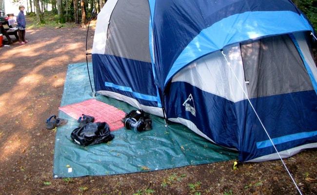 Tarp-Under-Tent
