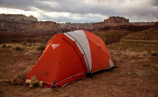 Types-of-Tents-Dome-Tent