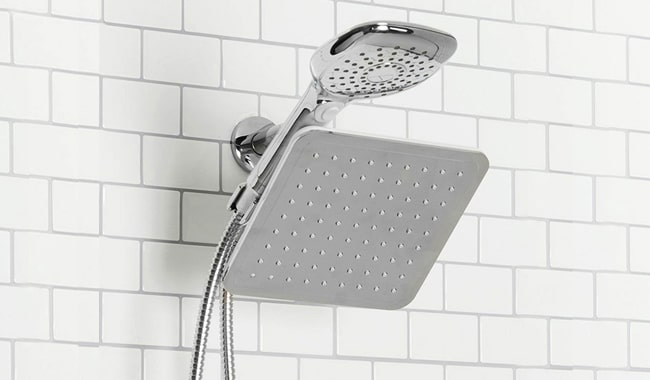 dual-shower-head