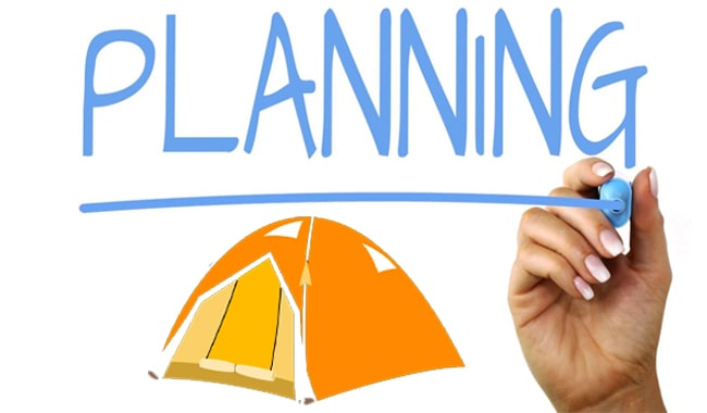 Basic-Camping-Skills-Planning