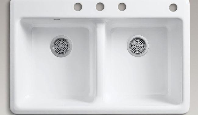 Cast-Iron-Sink