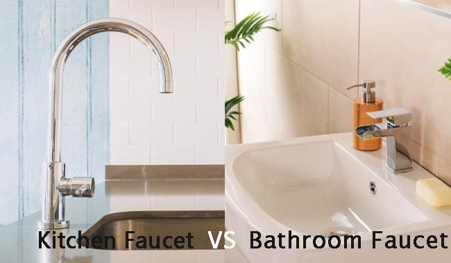 Kitchen-Faucet-Vs-Bathroom-Faucet