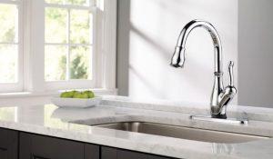 Delta-Faucet-9178T-AR-DST-Leland-Pull-Down-Kitchen-Sink-Faucet-Review